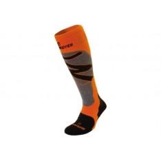 Носки Destroyer Ski  Snowboard 4743131042285 оранжевый, серый, черный
