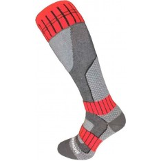 Носки Destroyer Ski/Snowboard Universal 4743131042360 серый, светло-серый, красный