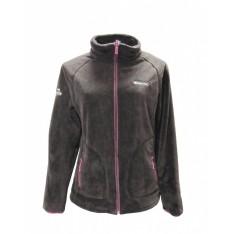 Женская куртка Tramp Мульта 4743131043244 шоколад, розовый