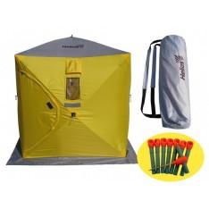 Палатка для зимней рыбалки Helios ER-2-HEL