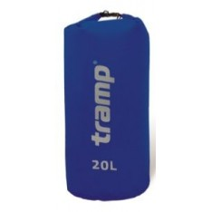 Гермомешок Tramp Nylon PVC TRA-067.6 20л синий