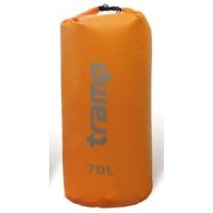 Гермомешок Tramp Nylon PVC TRA-069.2 70л оранжевый