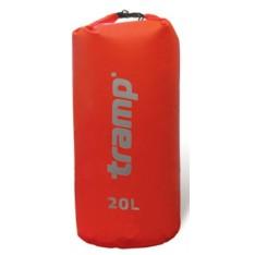 Гермомешок Tramp Nylon PVC TRA-102-R 20л красный
