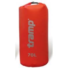 Гермомешок Tramp Nylon PVC TRA-104-R 70л красный