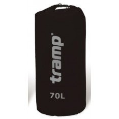 Гермомешок Tramp Nylon PVC TRA-104 70л черный
