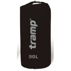 Гермомешок Tramp Nylon PVC TRA-105 90л черный