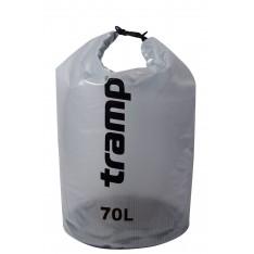 Гермомешок Tramp TRA-108 70л прозрачный