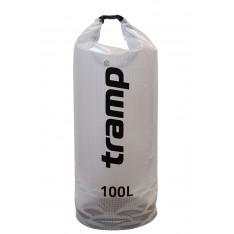 Гермомешок прозрачный Tramp 100 TRA-109