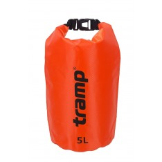 Гермомешок Tramp PVC Diamond Rip-Stop TRA-110-orange 5л оранжевый