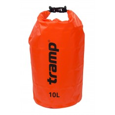 Гермомешок Tramp PVC Diamond Rip-Stop TRA-111-orange 10л оранжевый