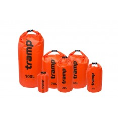 Гермомешок Tramp PVC Diamond Rip-Stop TRA-113-orange 20л оранжевый
