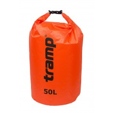 Гермомешок Tramp PVC Diamond Rip-Stop TRA-208-orange 50л оранжевый