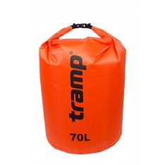 Гермомешок Tramp PVC Diamond Rip-Stop TRA-209-orange 70л оранжевый