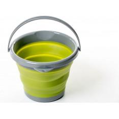 Ведро складное силиконовое Tramp TRC-092-olive 5 л