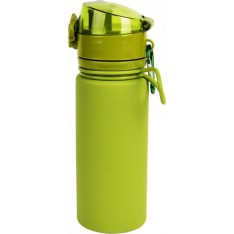 Бутылка силиконовая Tramp TRC-093-olive 500 мл