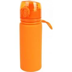Бутылка силиконовая Tramp TRC-093-orange 500 мл