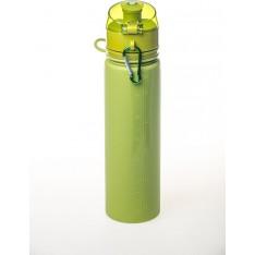 Бутылка силиконовая Tramp TRC-094-olive 700 мл
