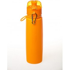 Бутылка силиконовая Tramp TRC-094-orange 700 мл