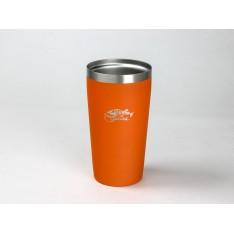 Термостакан металлический Tramp TRC-102-or (450мл) оранжевый