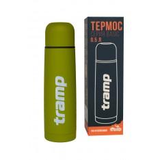 Термос Tramp Basic олива 0,5л TRC-111-olive