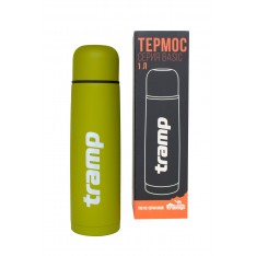 Термос Tramp Basic оливковый 1 л TRC-113-olive