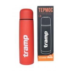 Термос Tramp Basic красный 1 л TRC-113-red
