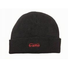 Шапка вязаная Tramp TRCA-002 черная