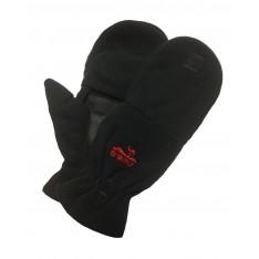 Варежки мужские Tramp Fleece TRCA-006 черный