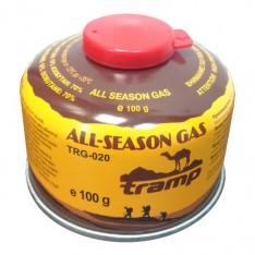 Баллон газовый Tramp TRG-020 резьбовой 100 г
