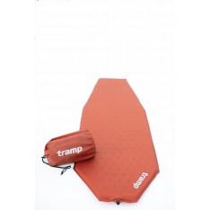 Ковер самонадувающийся Tramp Ultralight TPU TRI-022 оранжевый 183х51х2,5
