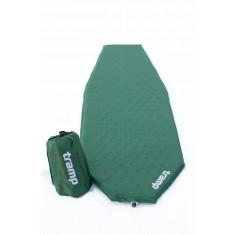 Ковер самонадувающийся Tramp Ultralight TRI-023 зеленый 183х51х3