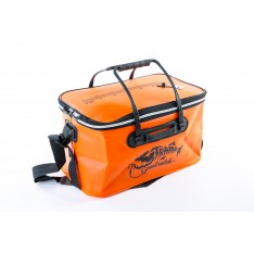Сумка рыболовная Tramp Fishing bag EVA TRP-030-Orange-L оранжевая
