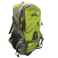 Рюкзак Tramp Overland TRP-034 трекинговый зеленый/серый 35л