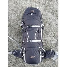 Туристический рюкзак Tramp Ragnar TRP-044-black 75+10 л черный