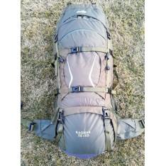 Туристический рюкзак Tramp Ragnar TRP-044-green 75+10 л зеленый
