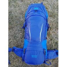 Туристический рюкзак Tramp Sigurd TRP-045-blue 60+10 синий