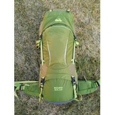 Туристический рюкзак Tramp Sigurd TRP-045-green 60+10 л зеленый