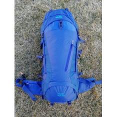 Туристический рюкзак Tramp Floki TRP-046-blue 50+10 синий