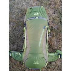 Туристический рюкзак Tramp Floki TRP-046-green 50+10 зеленый