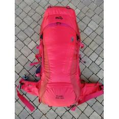 Туристический рюкзак Tramp Floki TRP-046-red 50+10 красный