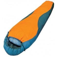 Спальный мешок Tramp Fargo TRS-018 оранжевый/серый