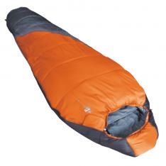 Спальный мешок Tramp Mersey TRS-038 оранжевый/серый