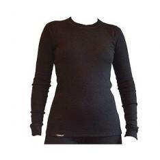Футболка с длинным рукавом Tramp Outdoor Walk Lady TRUL-008T-BL женская, черный