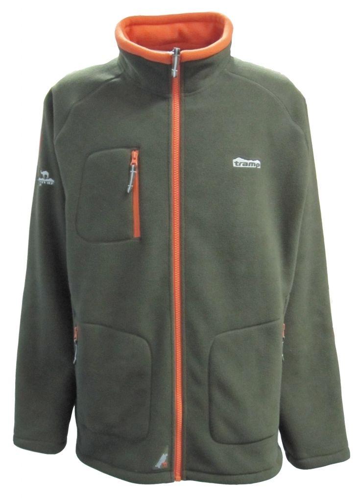 Куртка мужская Tramp Алатау 4743131043350 коричневый, оранжевый