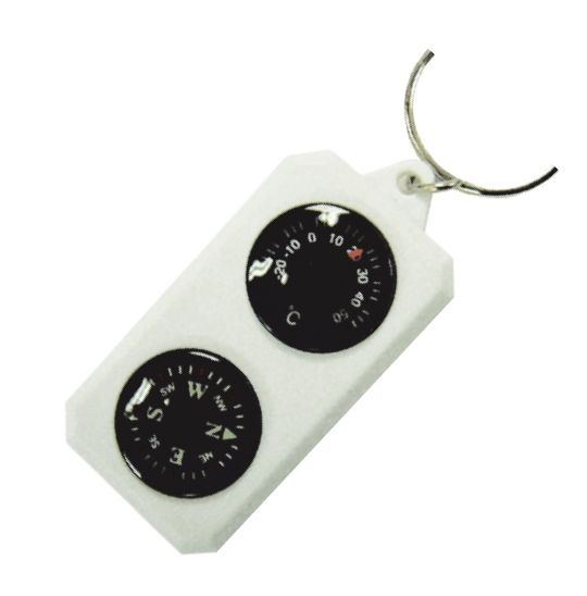 Компас с градусником Sol SLA-003 сувенирный