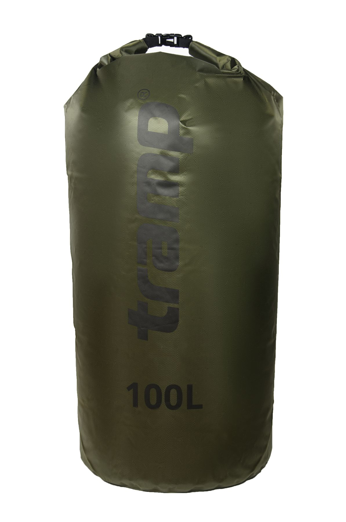 Гермомешок Tramp PVC Diamond Rip-Stop TRA-210-olive 100л оливковый