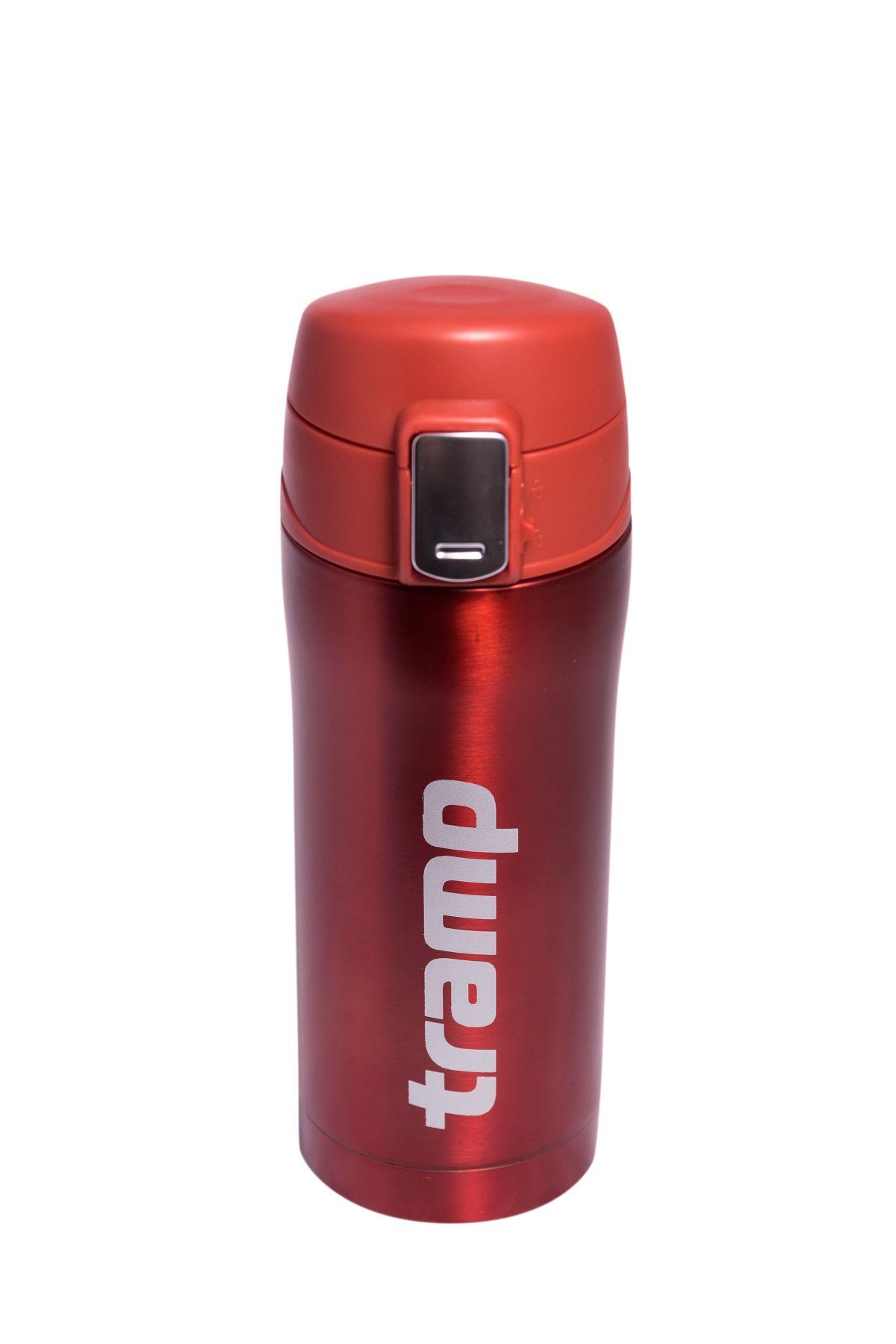 Термос Tramp 0,35 л TRC-106-red красный металлик