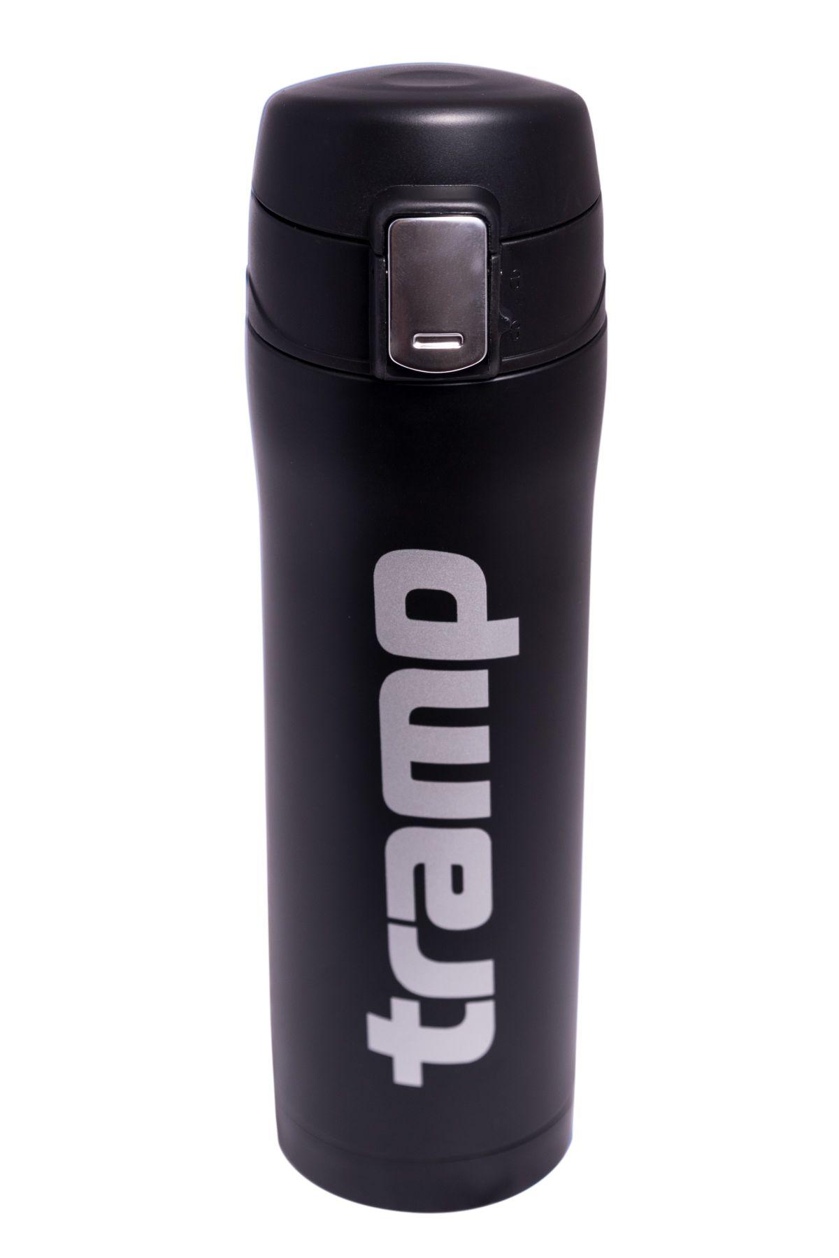 Термос Tramp TRC-107-black 0,45 л черный матовый