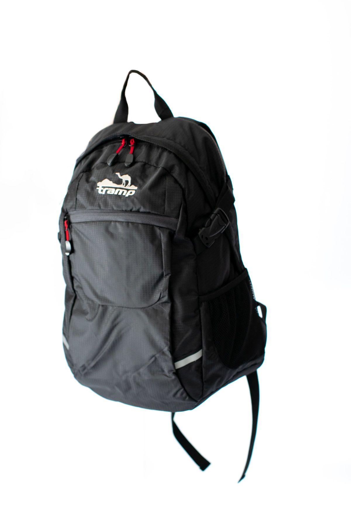 Рюкзак Tramp Slash TRP-036-black 28 л черный
