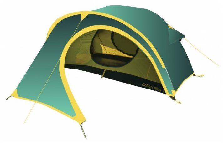 Палатка Tramp Colibri Plus v2 TRT-035